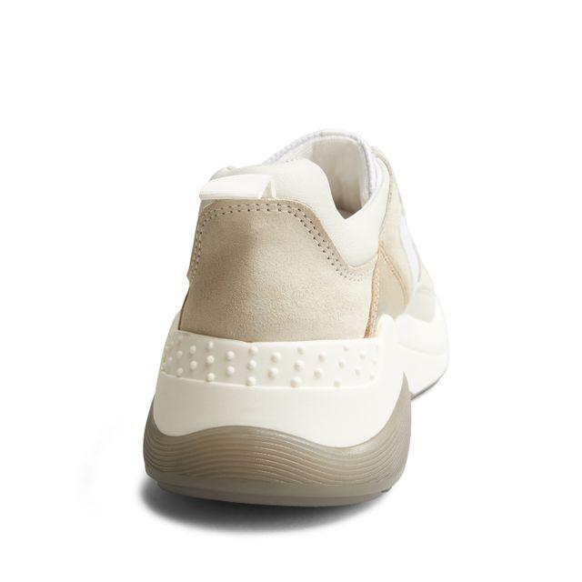 Rizzo Annie sneakers i skinn, dam
