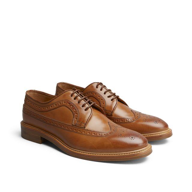 Rizzo Daniel brouge shoe lågskor i skinn, herr