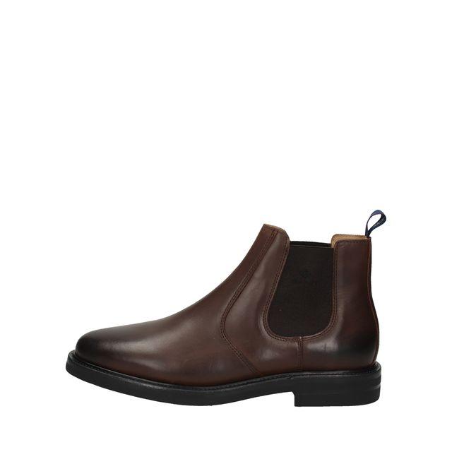 Gant Fargo chelsea boots i skinn, herr