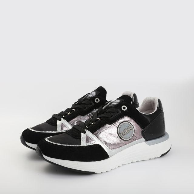 Colmar Supreme x-1 Gliss sneakers i mocka, dam