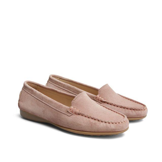 Rizzo Annina loafers i mocka, dam