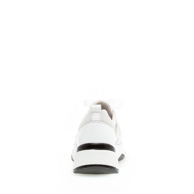 Gabor 43.490 sneakers i skinn, dam