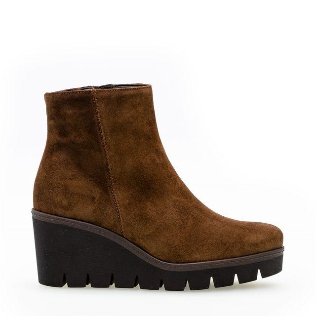 Gabor 54.780 boots i mocka, dam