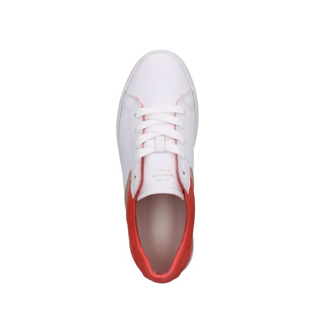 Gant Avona sneakers i skinn, dam