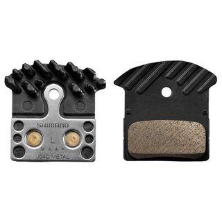 Shimano jarrupala XTR J04C metalli