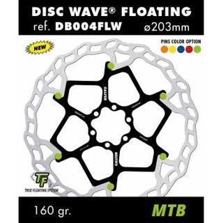 Galfer MTB Disc Wave Floating 203 mm jarrulevy