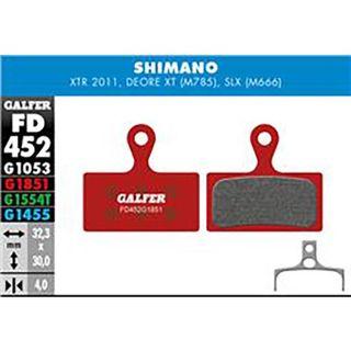 Galfer Advanced jarrupala Shimano XT ja XTR jarruun