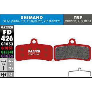 Galfer Advanced jarrupala Shimano Saint Zee jarruihin