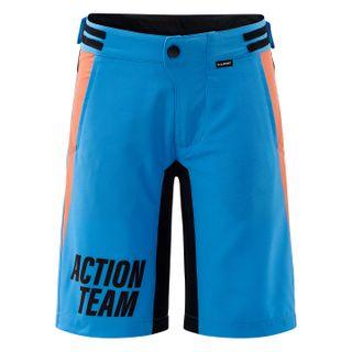 CUBE Junior Baggy X Actionteam nuorten shortsit