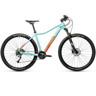CUBE Access WS Pro 2021 naisten maastopyörä