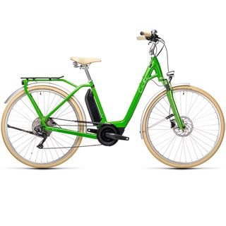 CUBE Ella Ride Hybrid 400 naisten sähköpyörä 2021