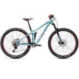 CUBE Sting WS 120 Pro 2021 naisten maastopyörä