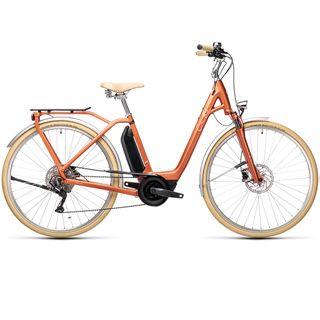 CUBE Ella Ride Hybrid 500 2021 naisten sähköpyörä