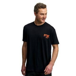 FOX Factory Textured T-Paita
