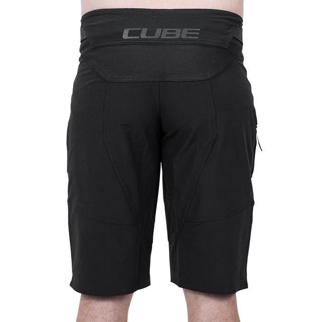 CUBE EDGE Baggy maastopyöräilyshortsit