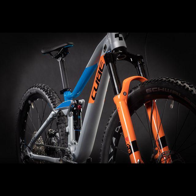 CUBE Stereo 120 Rookie 2021 nuorten maastopyörä