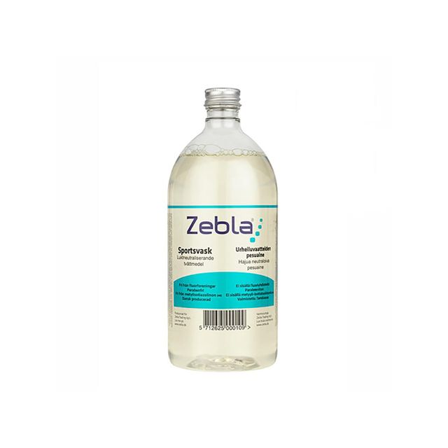 ZEBLA Sports Wash pesuaine urheilutekstiileille 1000 ml