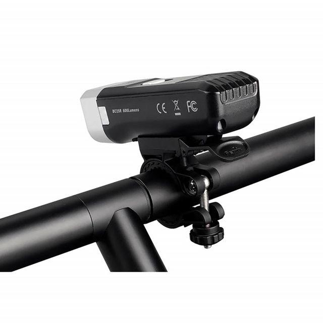Fenix BC25R USB-ladattava pyörälamppu 600Lm
