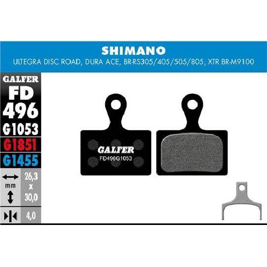 Galfer Jarrupala Shimano XTR 2019