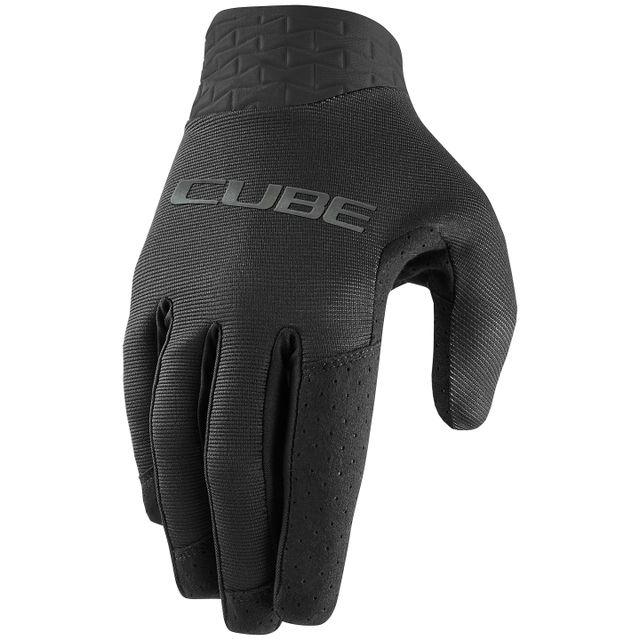 CUBE Performance Long Finger pyöräilyhanskat