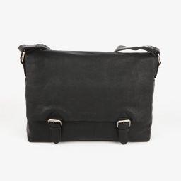 Veske Flapbag Large skinn