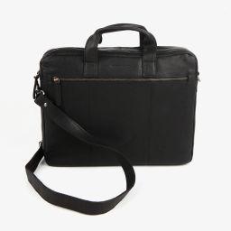 PC-veske Briefcase Medium skinn