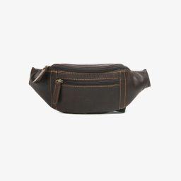 Midjeveske Bum Bag skinn