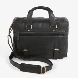 """PC-veske Briefcase 13,3"""" skinn"""