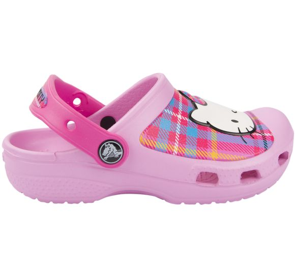 CC Hello Kitty Plaid Clog (EU)