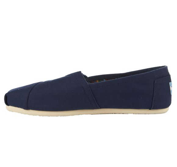 Navy Canvas Wm