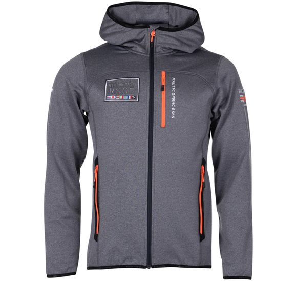 Pacific Hooded Fleece Jacket