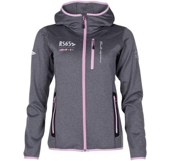 Pacific Hooded Fleece Jacket W