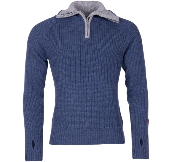 Rav sweater with zip