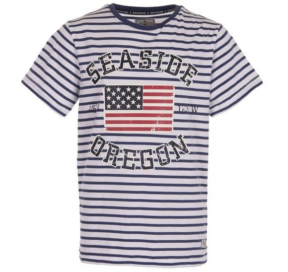Stripe Tee Jr