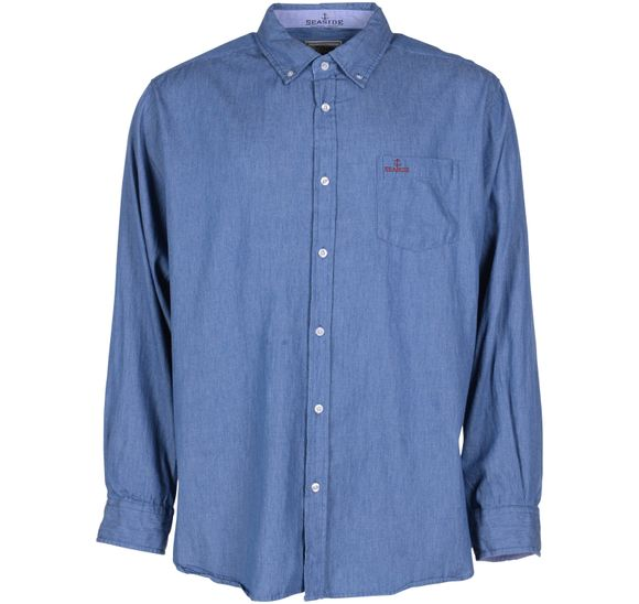 Sailor Denim Shirt