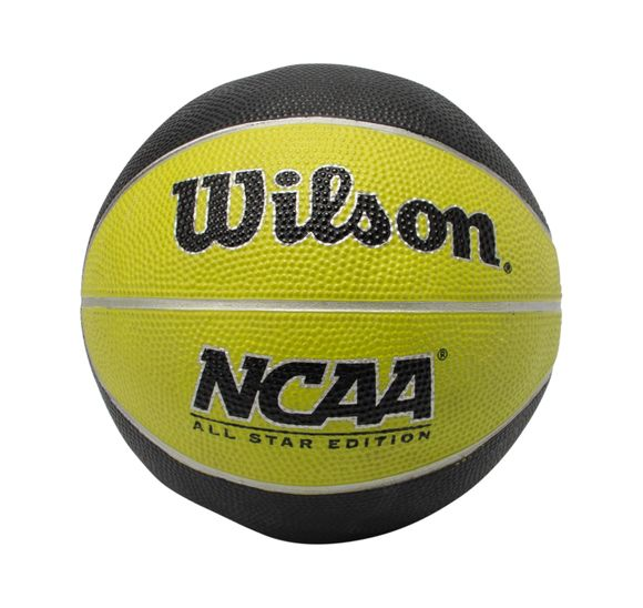 NCAA MINI RBR BSKT BALL LIBL