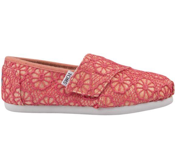 Coral Crochet Glttr Tn