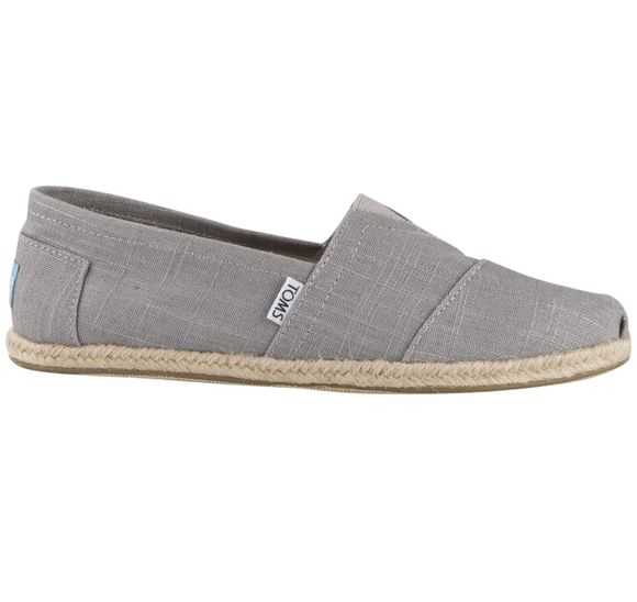 Gry Linen Rope Sole Mn