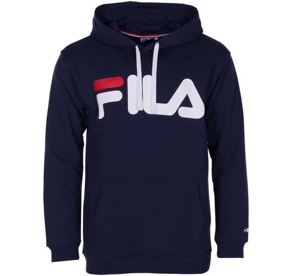 Classic logo hooded sweat