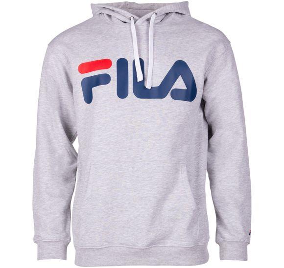 Classic logo hooded sweat