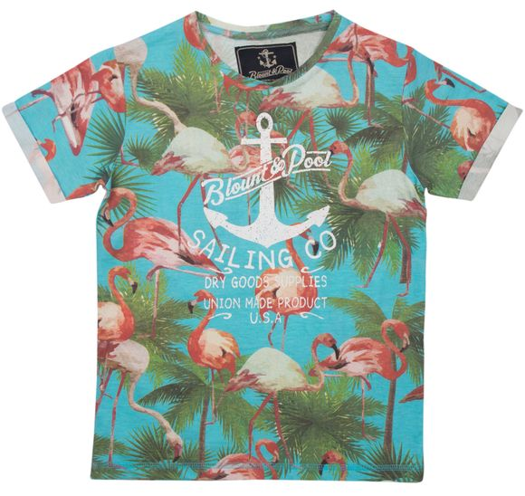 Flamingo Tee JR