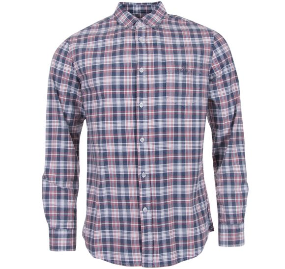 Sailing Check Shirt
