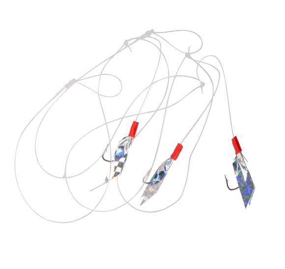 3 Hooks Flecto Rig T4A-1/0-312