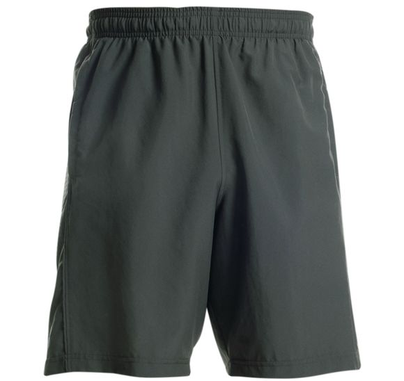 WOVEN GRAPHIC SHORT