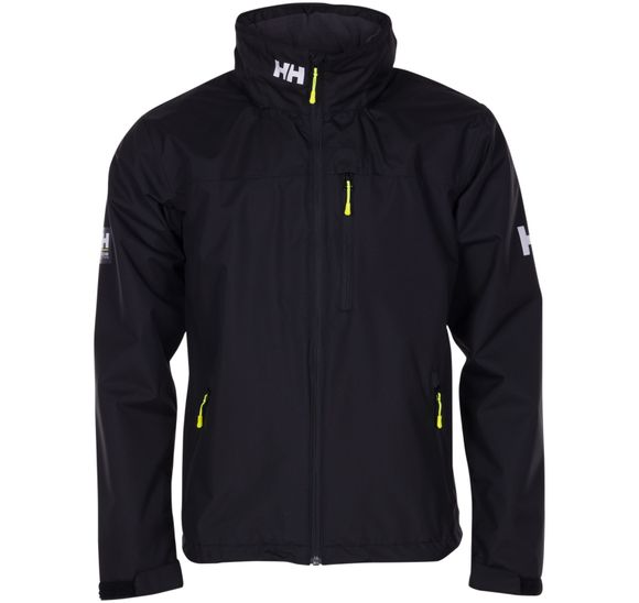 CREW HOODED JACKET