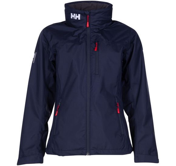 W CREW HOODED JACKET