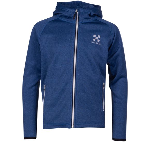 TRAINING ZIP HOOD JR