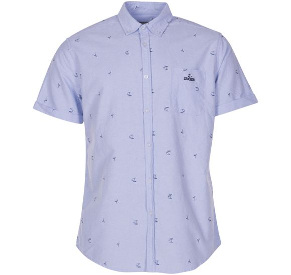 Oxford Flamingo Shirt S/S