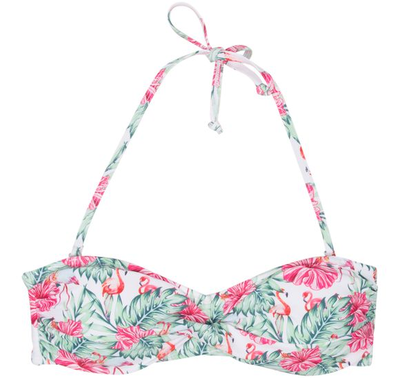 Bandeau Top Flower