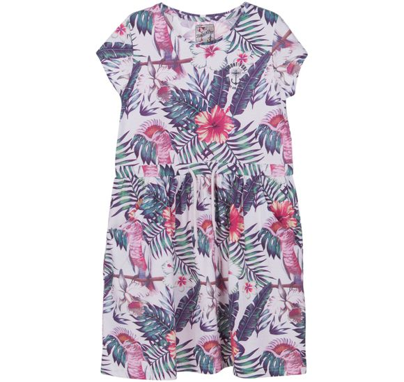 Pink Flamingo Aruba Dress JR